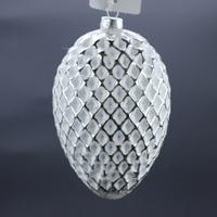 Christmas hand blown ideas glass decorating ornament