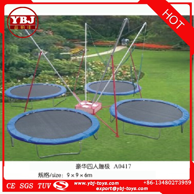 Hot sale and cheap price Kids Single Bungee Jumping