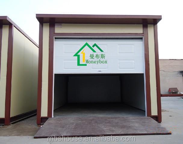 Prefabricated Garage Prefab Container Carport Single