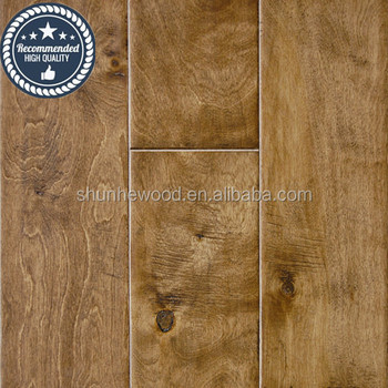 Competitive prices solid birch wood flooring buy for Birch wood cost