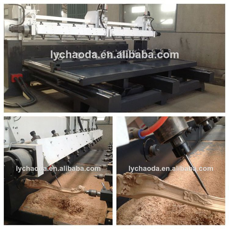 cnc 5 axis wood cnc 5axis 3d cnc 5 axis carving for foam wood