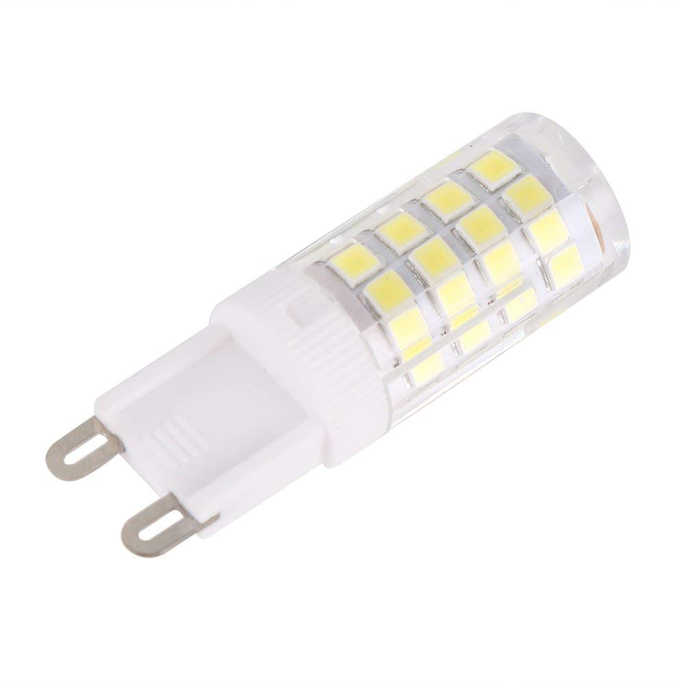 Get Quotations G9 Led Bulb Daylight 4w Base T3 T4 Shape 110 130v 5000k 51smd