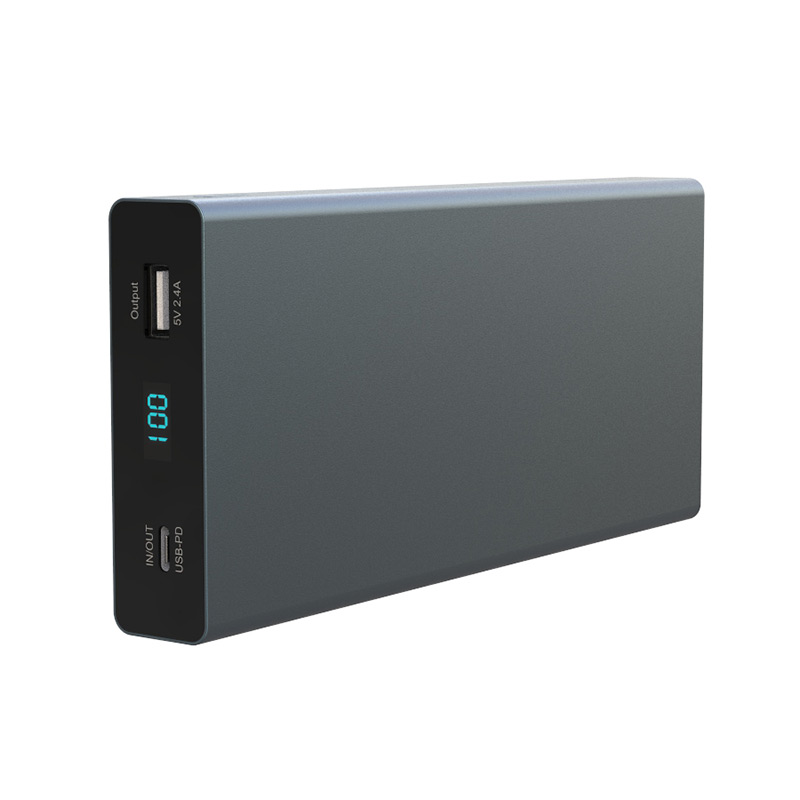 Nova Saída 2 Tipo C PD3.0 60W USB Power Bank 20000mAh Carregador Portátil para o Telefone/Tablet/ laptop