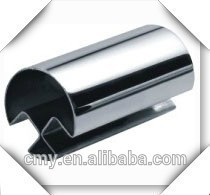Special Shape ASTM A554 Stainless Steel Pipe Welded Tube