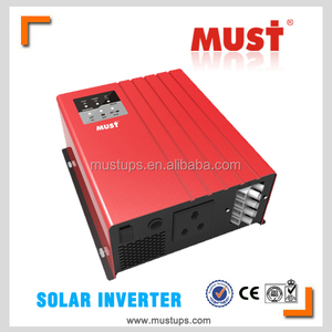 200W 12V Micro PWM solar power inverter with PWM solar charger controller