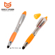 Custom Branded Rubber Tip Stylus Pen Bulk
