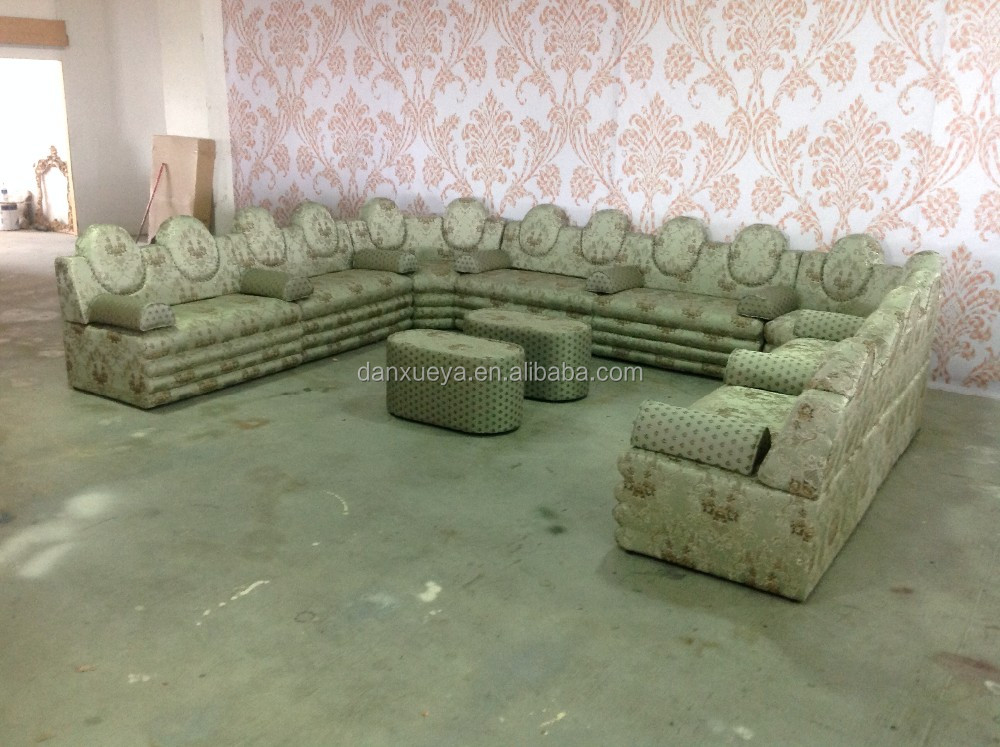 Classic fabric slat sectional moroccan sofa for sale buy for Fabric couches for sale