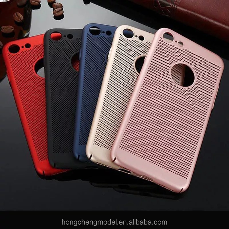 Heat Dissipation Case For Xiaomi Redmi Note 4 4X Mesh Cell Phone Cover