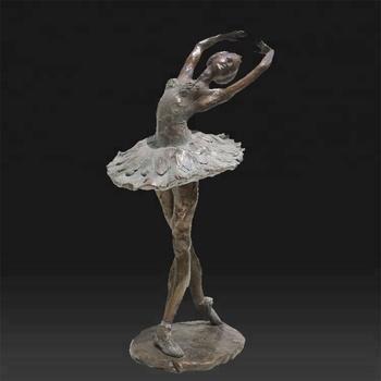 de un motivo de Hieronymus Bosch #jb resina 16cm Bailarina con b/úho Escultura