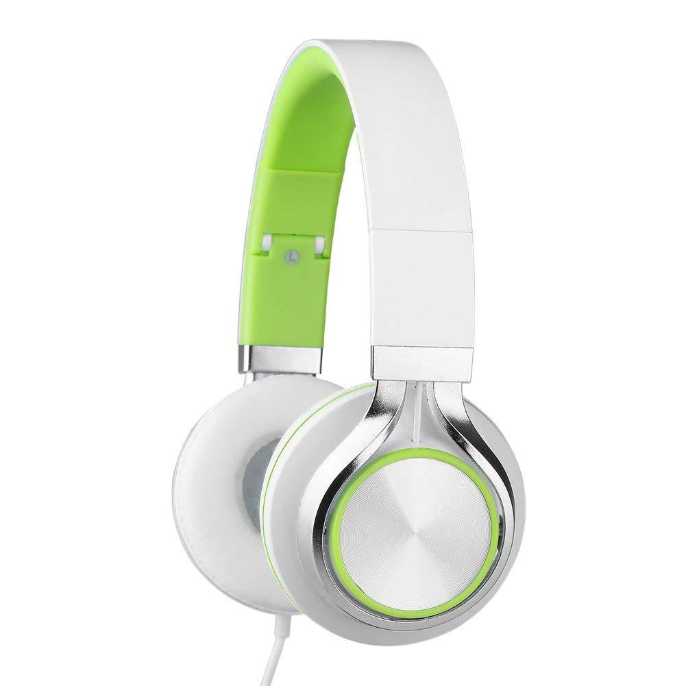 Mobile phone sports headphones Head-arch headphones Laptop music headset-B