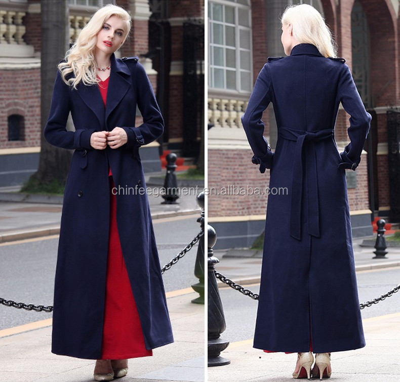 0034740240a02 Ladies Wool Long Coats Design Abaya - Buy Lady Wool Coat Design