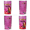 dog treat aluminum bag /dog treat doypack bag /dog treat retort pouch bag