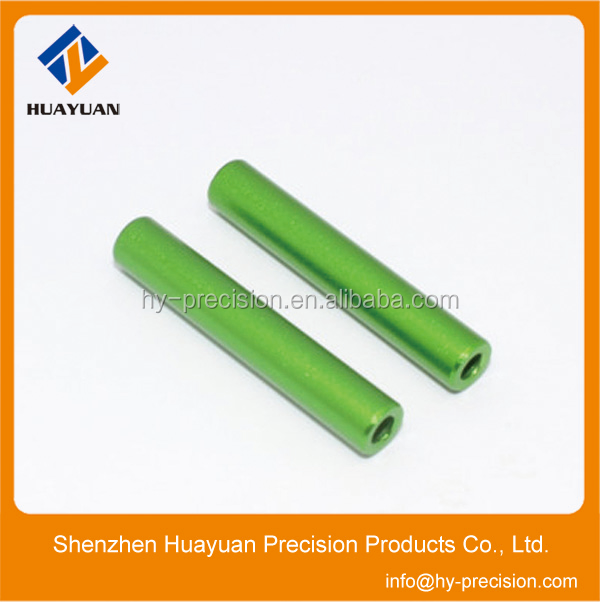 Factory price anodized pcb standoff/Round spacer