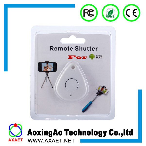 Shenzhen AXAET PC038 ble 4.0 Key Finder Anti Theft Keychain Alarm Anti-lost Alarm to Locate your Lost Mobile Phone
