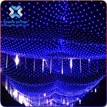 hot sales led net light christmas light holiday light led chrsitmas decorate ceiling net