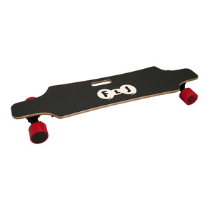2018 Hot selling SK2 Two Motors Electric Skateboard with 4 wheels for adults