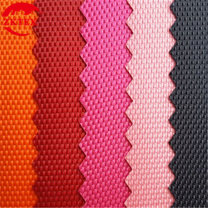 Pvc/pu Coated 100% Polyester Oxford Fabric/pvc Shoes Textile