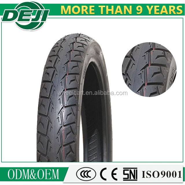 various patterns TT TL tyre with tube for motorcycle moped tricycle targeted at different markets