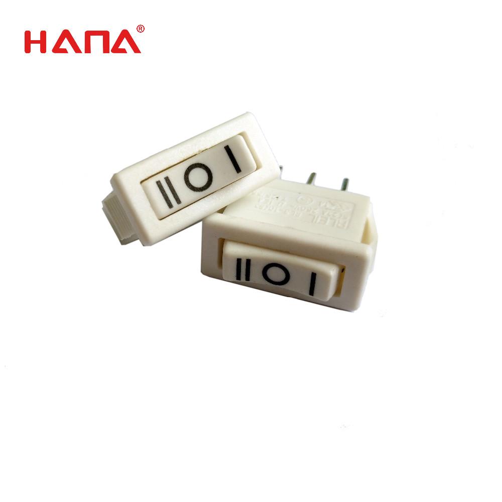 HANA new products rocker switch t125 1e4 led rocker switch
