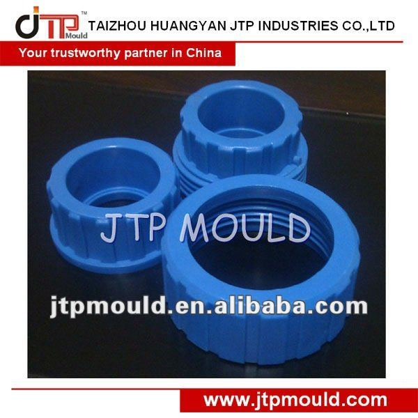 Plastic pipe fitting Union moulds
