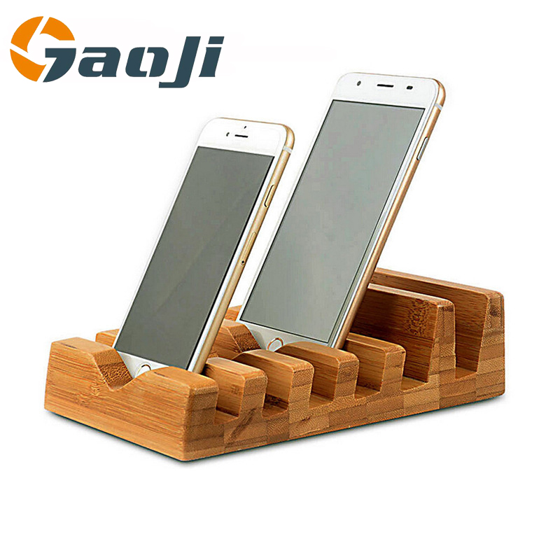 Factory direct sale high quality custom promotional table display stand for mobile phone