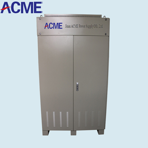 500KVA voltage and frequency stabilizer