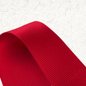 High Quality Wrapping Ribbons 100% Polyester Ribbons Printed Grosgrain