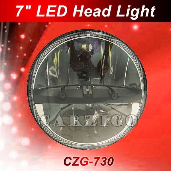 20watt with H/L beam with FCC CE ROHS for utility vehicle 7 inch LED work light