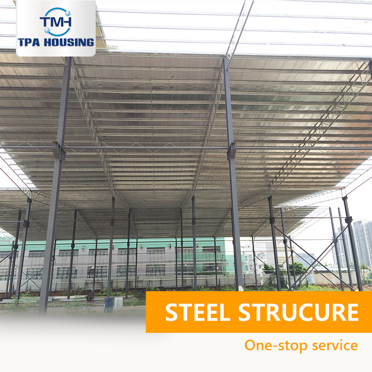 China Prefabricated Steel Structure Warehouse Shed Prefab Steel Frame Storage Shed And Workshops Prices For Sale