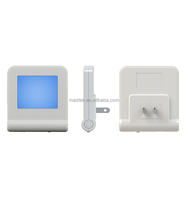 Led wall plug night light source quality led wall plug night light led night lights plug in light with dusk to dawn sensor wall light for bathroom bedroom mozeypictures Gallery