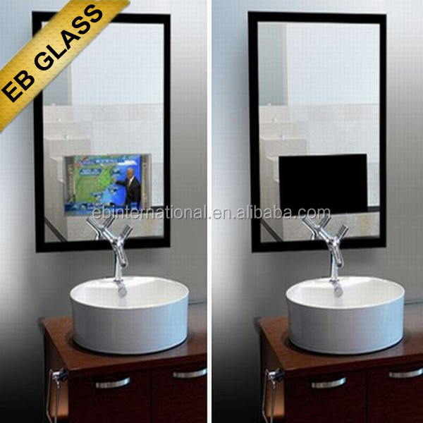 Shower Glass Tv With Mirror Suppliers And Manufacturers At Alibaba