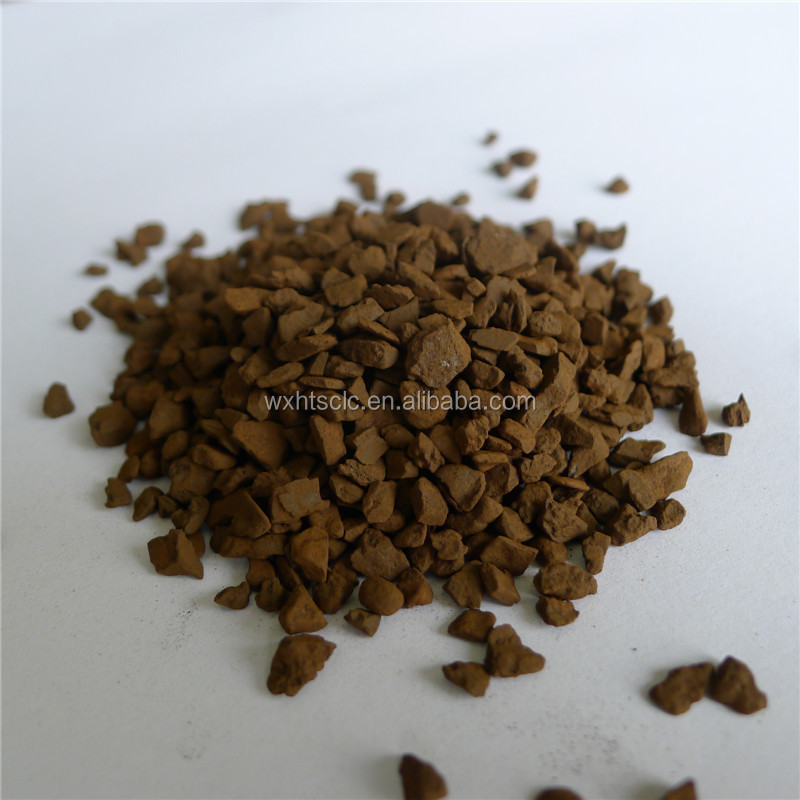Refined manganese sand for Iron Removing
