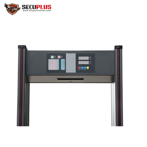 18 zones Walk through Archway Metal Detector SPW-IIIC Door Frame Metal Detector with CE ROHS FCC