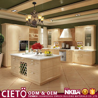 Good Quality Home furniture diy kitchens renovation ideas with a island