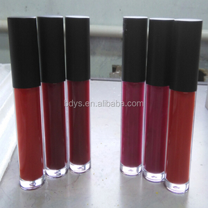 2015 hot sale wholesale Waterproof and longlasting lipstick lipgloss 35 colors lipgloss