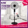 16inch ventilator light cooling stand fan with remote control