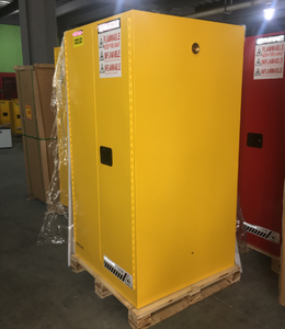 chemical hazardous goods stored safety cabinet used in laboratory/hospital pesticide