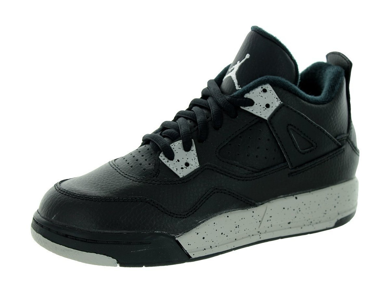 26294a1c927be8 Get Quotations · Jordan Nike Kids 4 Retro LS BP Basketball Shoe
