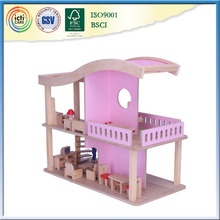 2016 best popular wooden outdoor house,spring toy