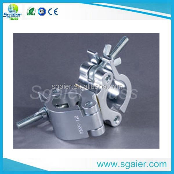 Aluminum parallel groove clamps, lighting Clamps ,Truss hook Coupler