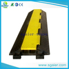 Cable protectors rubber cable ramp speed bump