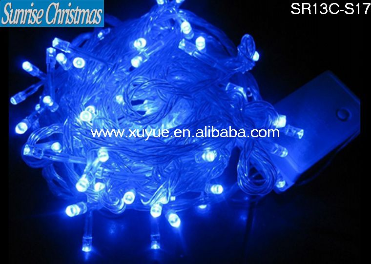 Christmas Decorations Low Voltage Led String Lights