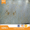 Blue Yashi Gold Marble Tiles Slabs for Wall & Bathroom