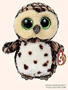 4c091927dc6 Buy New TY Beanie Boos Cute Sammy the spotted owl Plush Toys 6  15cm ...