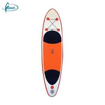 Fissot wholesale foam inflatable stand up paddle board