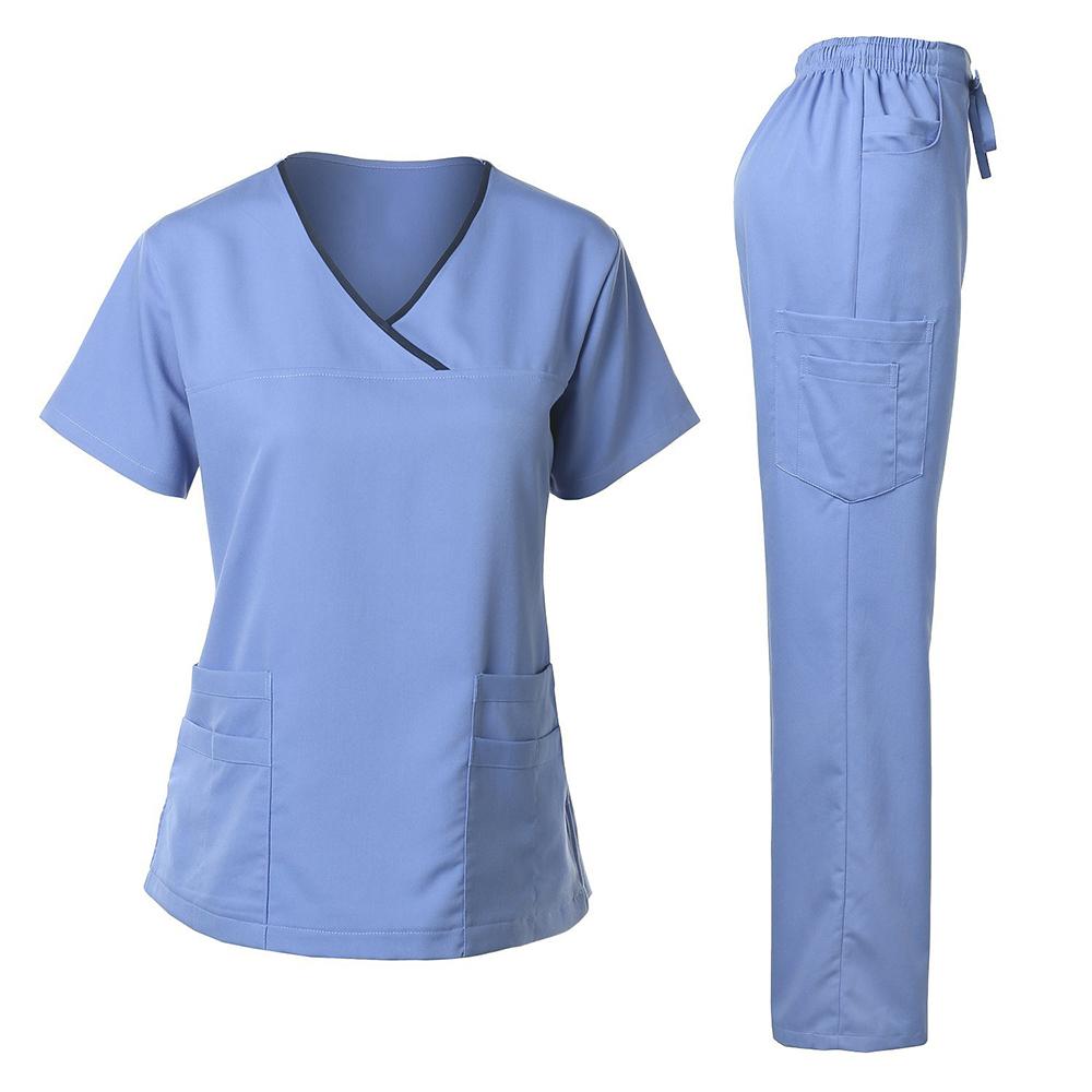 Hospital Medical Scrubs Uniform for Cheap Sale