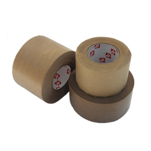 Wet Water Reinforced Gummed Craft Paper Tape