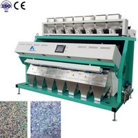 Optical Used Bottle Processing Sorting Machines Plastic Flake Color Sorter with Factory Price