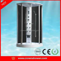 New design high quality steam sauna shower room portable pool heater