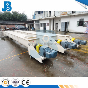 High standard custom conveyor system for fertilizer/screw conveyor sand/screw for chip conveyor